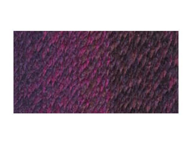 Tweed Stripes Yarn-Orchid
