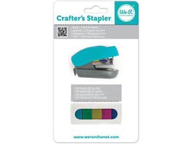 Crafter's Stapler & Colored Staples-