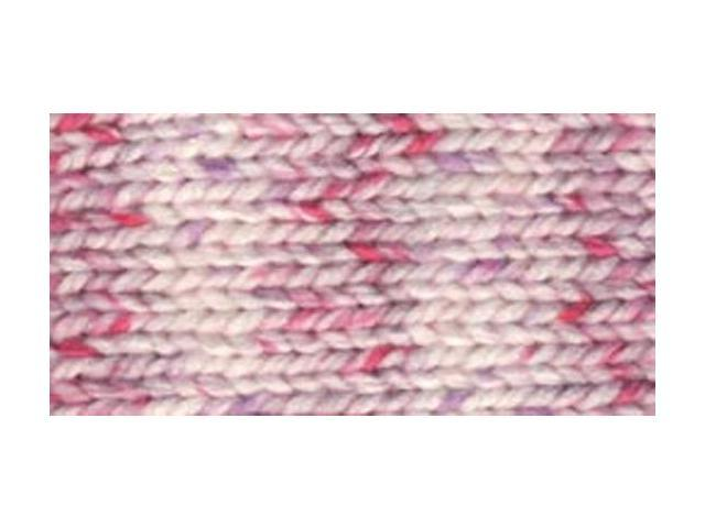 Deborah Norville Collection Serenity Chunky Weight Yarn-Pink Candy