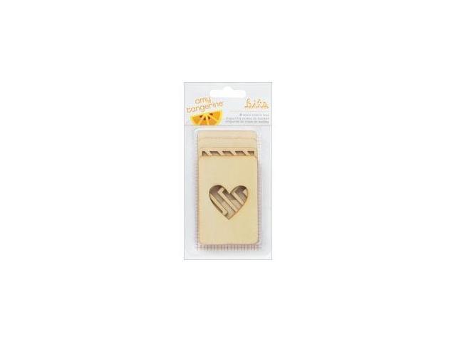 Cut & Paste Bits Die-Cut Wood Veneer Cards 2