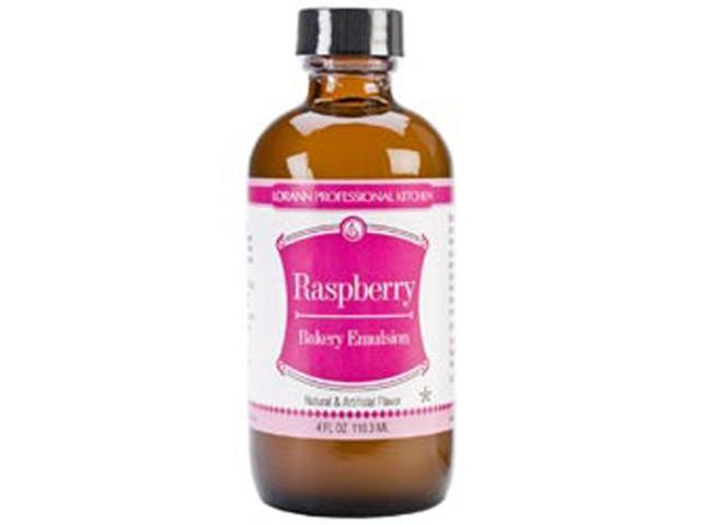 Artificial Flavor Bakery Emulsions 4 Ounces-Raspberry