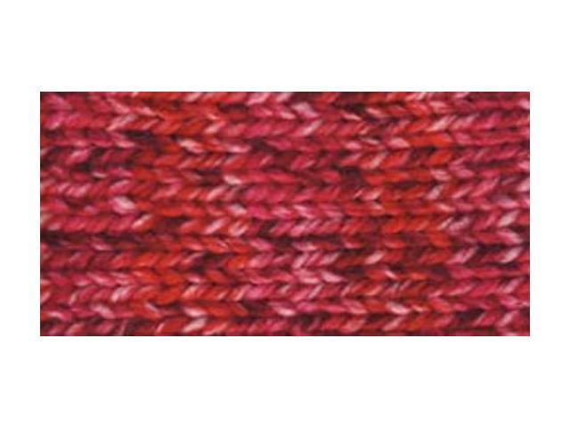 Deborah Norville Collection Serenity Chunky Weight Yarn-Berry Burst