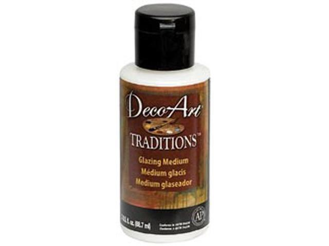 Deco Art Glazing Medium 3 Ounces Deco Art DATM0135