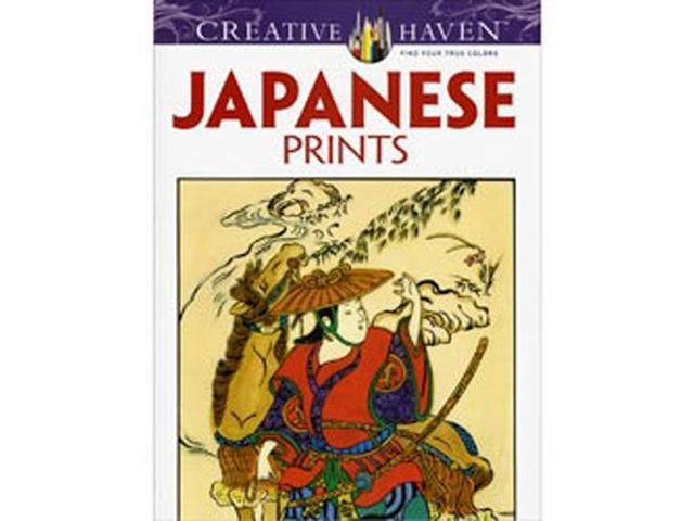 Dover Publications-Japanese Prints