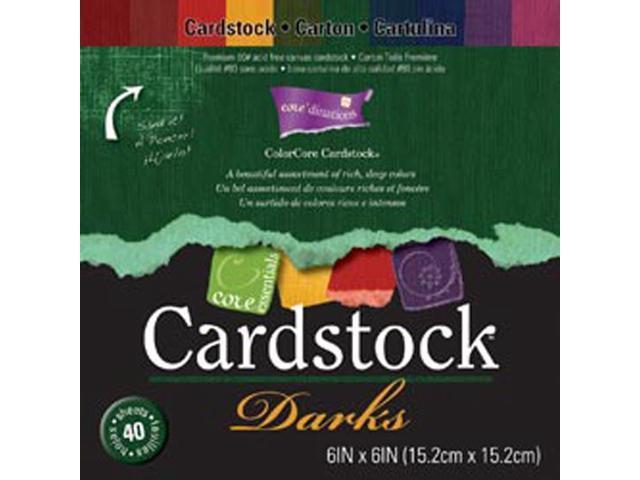 Core'dinations Core Essentials Cardstock Pad 6