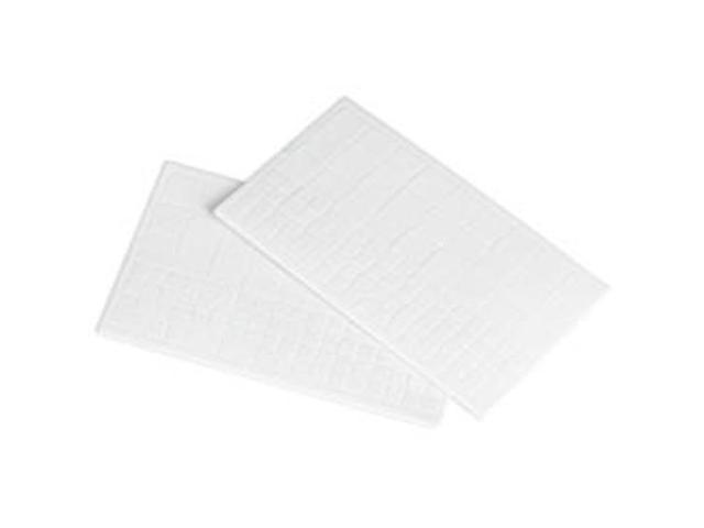 3D Dots Foam Dot Adhesive-White Squares .0625