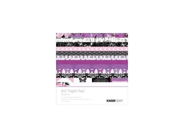 Violet Crush Paper Pad 6.5