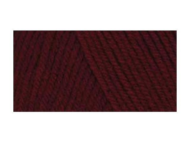 Red Heart Comfort Chunky Yarn-Claret
