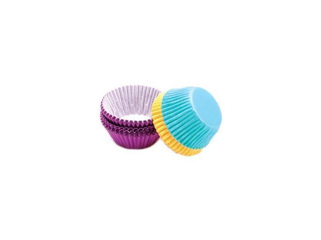 Mini Baking Cups-Assorted Jewel 100/Pkg