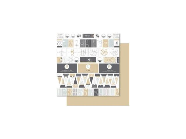 Essence East Coast Double-Sided Cardstock 12