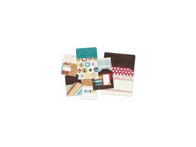 Daily Grind Memorabilia Pockets 6/Pkg-Sn@p! (1) 6