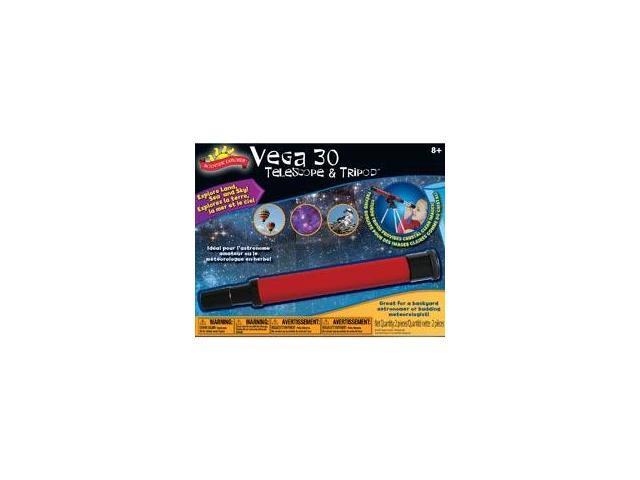 Vega 30 Telescope And Tripod-