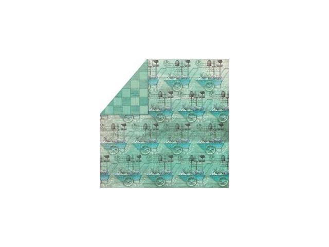 Country Living Double-Sided Cardstock 12