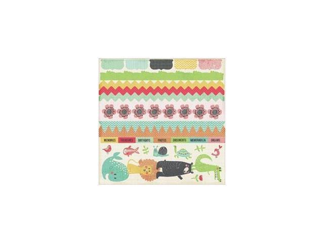 Hello Sunshine Cardstock Stickers 12