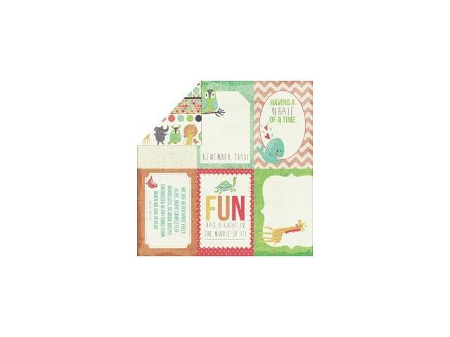 Hello Sunshine Double-Sided Cardstock 12