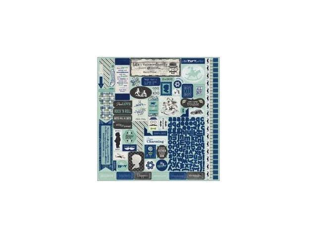Suave Cardstock Stickers 12