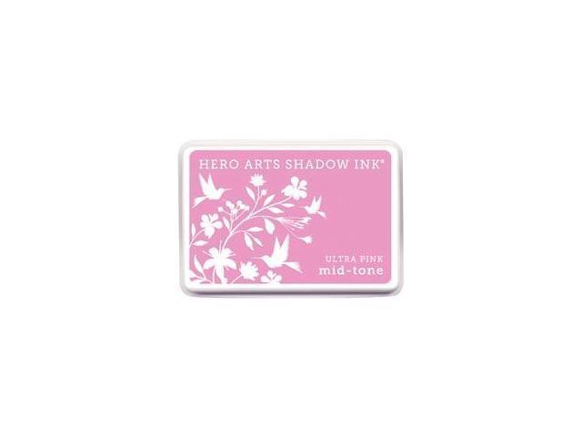 Hero Arts Midtone Ink Pads-Ultra Pink