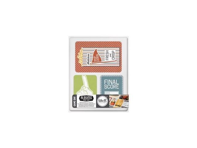 Game Day Album Made Easy Card Set-