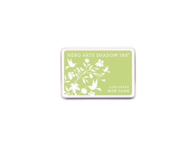 Hero Arts Midtone Ink Pads-Lime Green