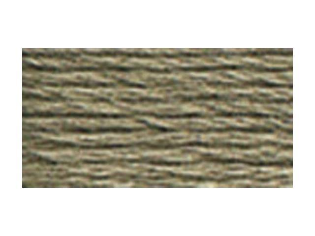 DMC Pearl Cotton Skeins Size 3 - 16.4 Yards-Dark Beaver Gray