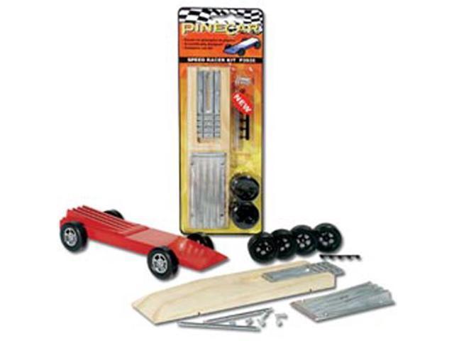 Pine Car Derby Racer Kit-Speed