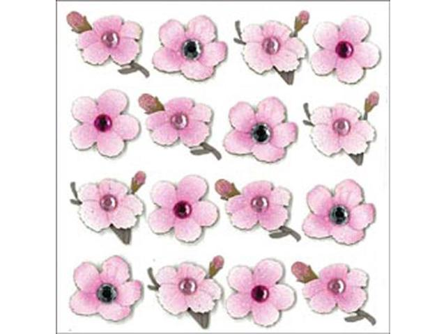 Jolee's Mini Repeats Stickers-Cherry Blossom