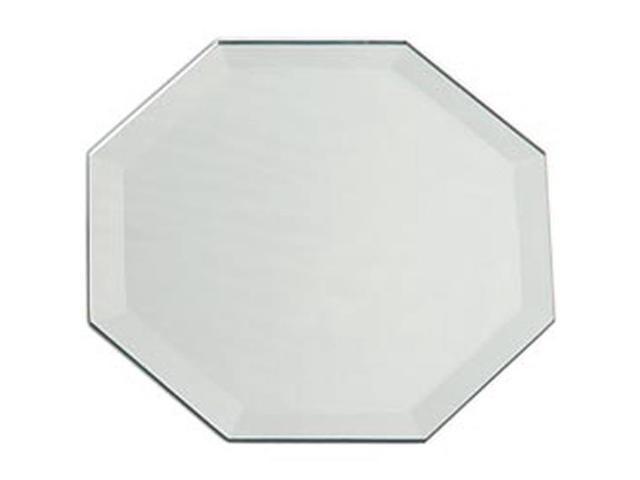 Octagon Bevel Mirror 12