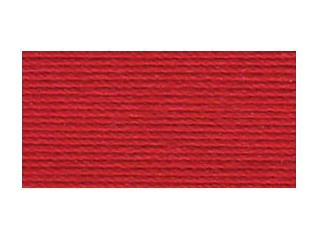 Lizbeth Cordonnet Cotton Size 10-Christmas Red