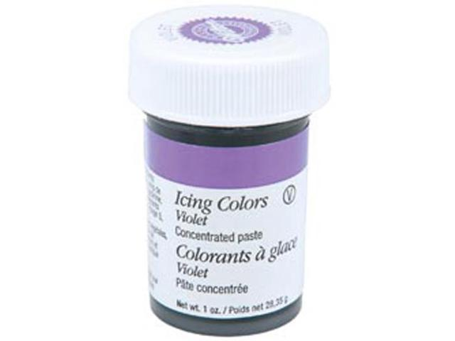 Icing Colors 1 Ounce-Violet