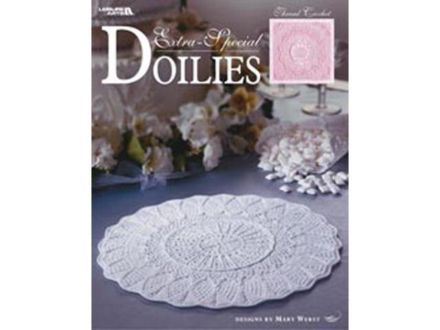 Leisure Arts-Extra-Special Doilies