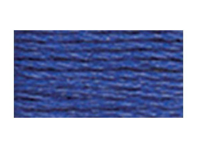 DMC Pearl Cotton Skeins Size 3 - 16.4 Yards-Dark Cornflower Blue