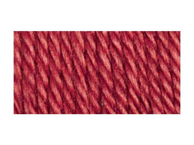 Satin Solid Yarn-Rouge