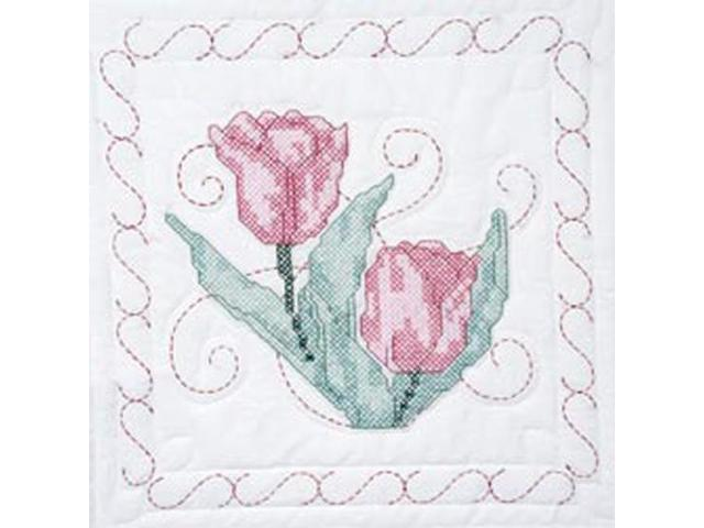 Stamped Quilt Blocks 18