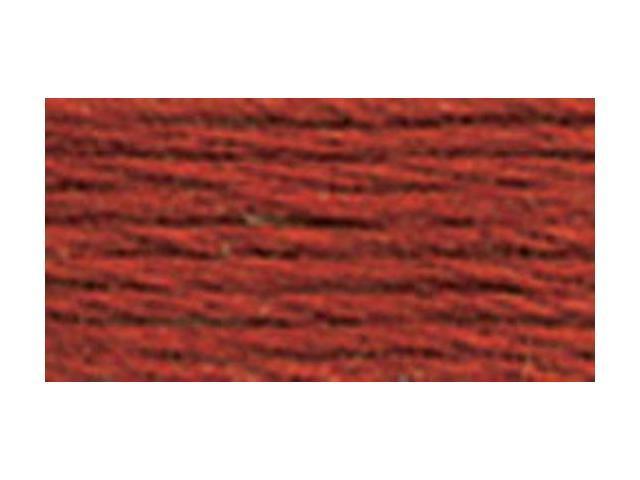 DMC Pearl Cotton Skeins Size 3 - 16.4 Yards-Dark Terra Cotta