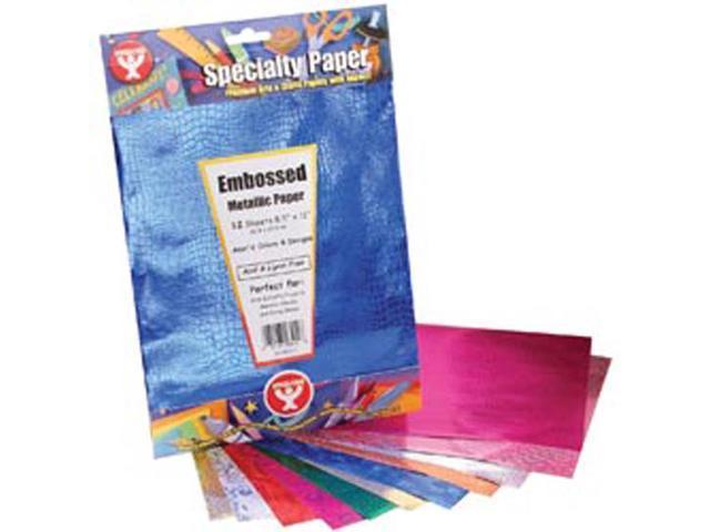 Embossed Paper 8-1/2