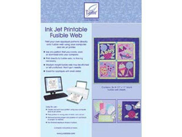 Ink Jet Printable Fusible Web-8-1/2