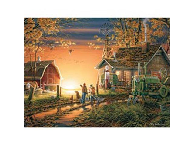 Jigsaw Puzzle Terry Redlin 1000 Pieces 24