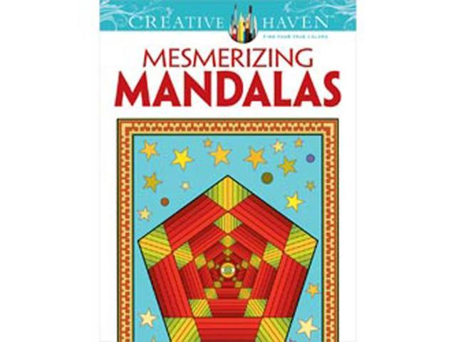 Dover Publications-Mesmerizing Mandalas
