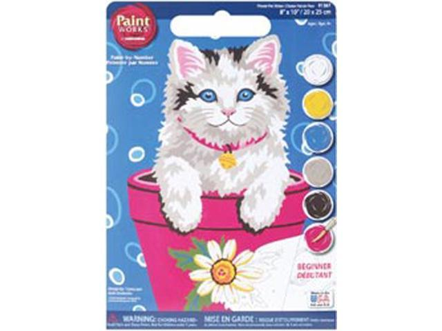 Learn To Paint! Paint By Number Kit 8