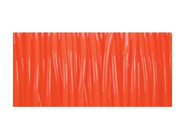 S'getti Strings Plastic Lacing 50yd-Neon Orange