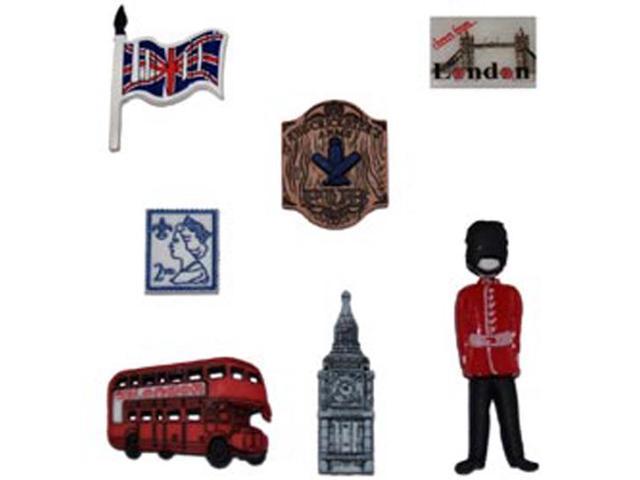 Dress It Up Embellishments-England