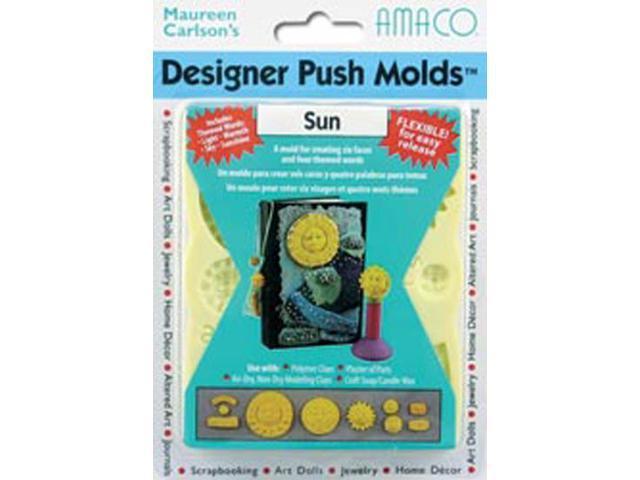 Designer Push Molds-Sun