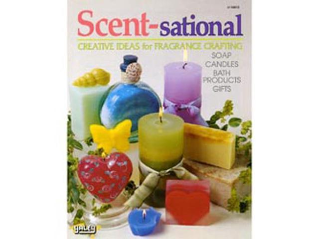 Yaley Books-Scentsational Book (Soap & Candle)