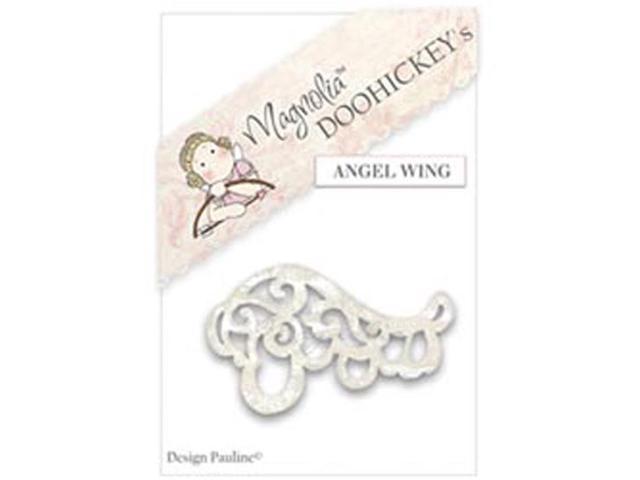Christmas DooHickeys Dies-Angel Wing