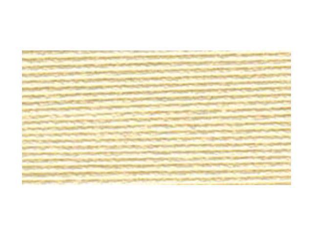 Lizbeth Cordonnet Cotton Size 10-Light Golden Yellow