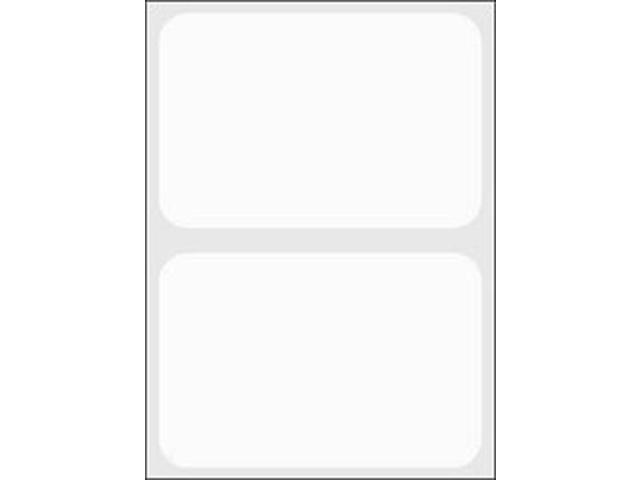 Self-Adhesive Name Tags 2.25