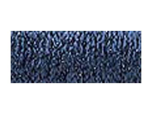 Kreinik Very Fine Metallic Braid #4 11 Meters (12 Yards)-Navy Hi Lustre