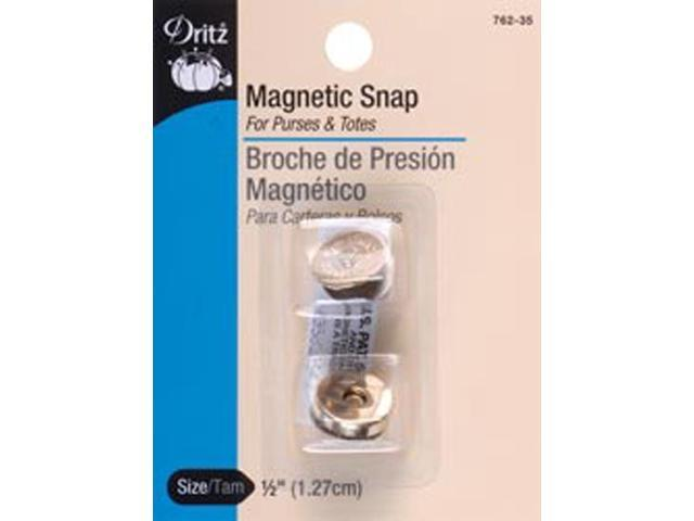 Round Magnetic Snaps 1/2