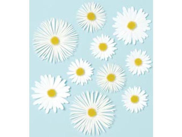 Martha Stewart 3D Stickers-Daisy