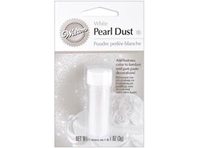 Pearl Dust 3 Grams-White